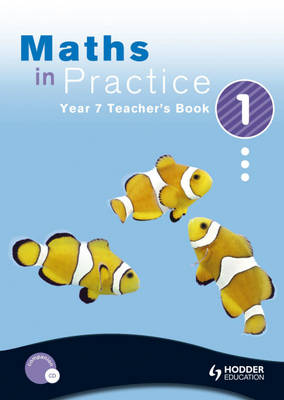 Maths in Practice Teacher's Book by Suzanne Shakes, Sophie Goldie, David Bowles, David Pritchard