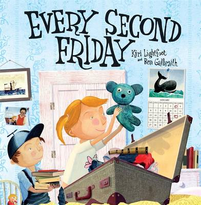 Every Second Friday by Kiri Lightfoot, Ben Galbraith