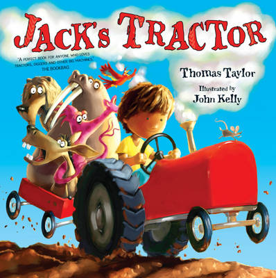 Jack's Tractor by Thomas Taylor