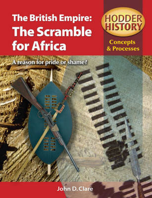 Concepts and Processes The Scramble for Africa by John Clare