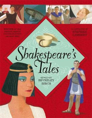 Shakespeare's Tales by William Shakespeare, Beverley Birch