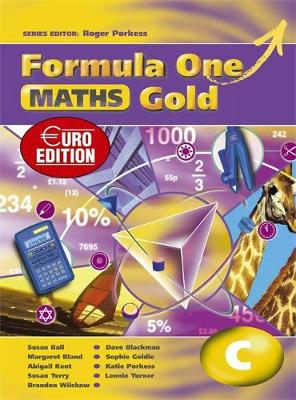 Formula One Maths Gold Pupil's Book by Roger Porkess