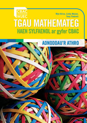 WJEC Foundation Mathematics Teacher's Guide (Welsh Language) by Wyn Brice, Tony Timbrell, Linda Mason