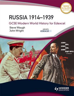 Russia 1917-1939 by Steve Waugh, John Wright