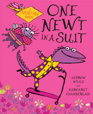 One Newt in a Suit by Andrew Weale