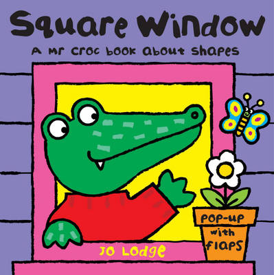 Square Window by Jo Lodge