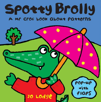 Spotty Brolly by Jo Lodge