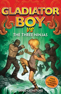 vs the Three Ninjas by David Grimstone