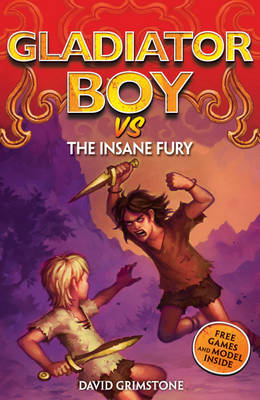 vs the Insane Fury by David Grimstone