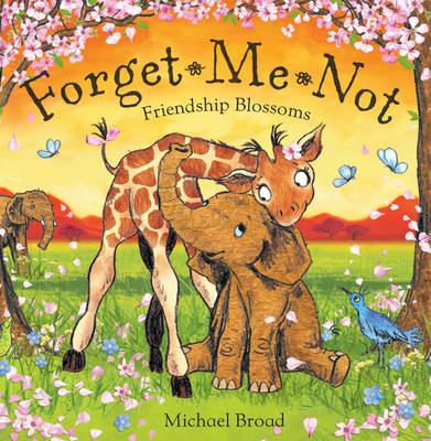 Friendship Blossoms by Michael Broad