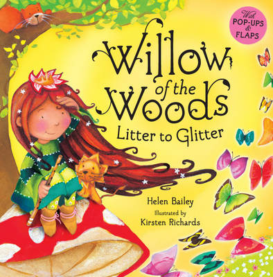 Litter to Glitter by Helen Bailey