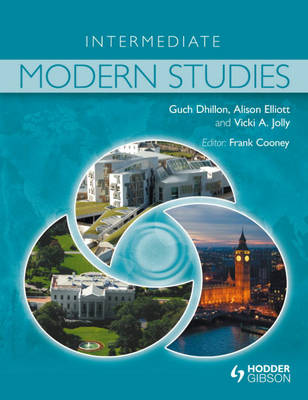 Intermediate Modern Studies by Dhillon Guch, Alison Elliott, Vicki Jolly