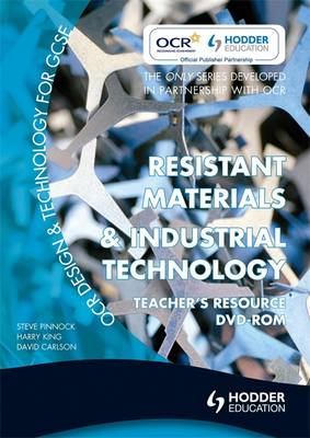 Resistant Materials and Industrial Technology Teacher Resource by Steve Pinnock