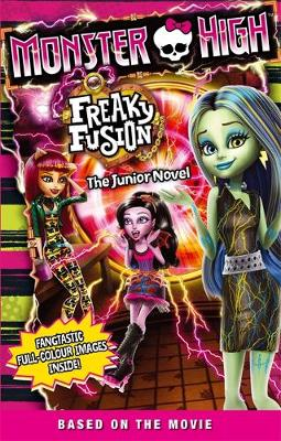 Freaky Fusion The Junior Novel by Perdita Finn