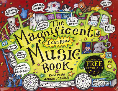 Magnificent Music Book by Kate Petty