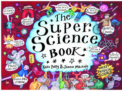 The Super Science Book by Kate Petty