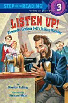 Listen Up! by Monica Kulling