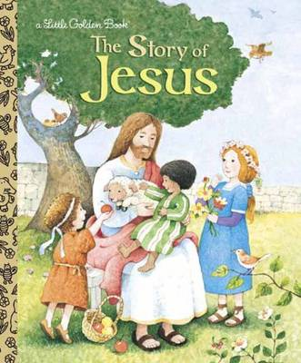 Story of Jesus by Jane Wernver Watson, Jerry Smath