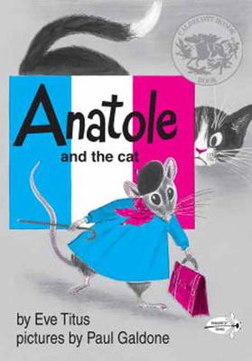 Anatole and the Cat by Eve Titus