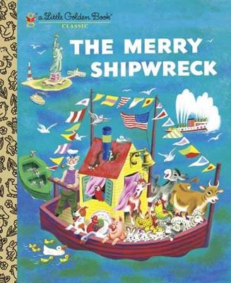 Merry Shipwreck by Georges Duplaix, Tibor Gergely