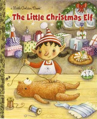 Little Christmas Elf by Nikki Shannon Smith, Susan Mitchell
