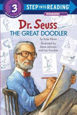 Dr. Seuss The Great Doodler by Kate Klimo