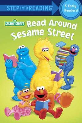 Read Around Sesame Street by Sarah Albee