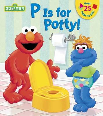 P is for Potty by Random House