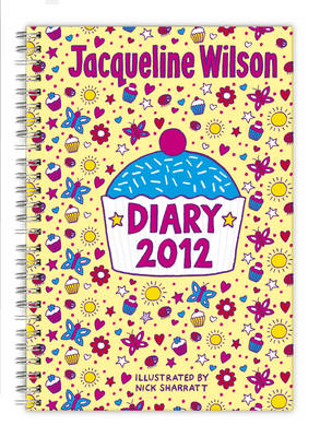 Jacqueline Wilson Diary 2012 by Jacqueline Wilson