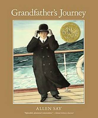Grandfathers Journey by Eve Bunting