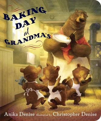 Baking Day at Grandma's by Anika Denise