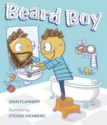 Beard Boy by John Flannery