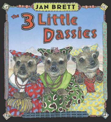 The 3 Little Dassies by Jan Brett