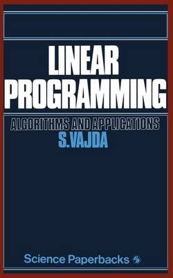 Linear Programming by Steven Vajda
