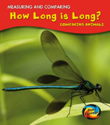 How Long is Long? by Vic Parker