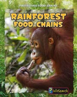 Rain Forest Food Chains by Heidi Moore
