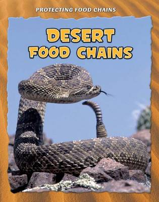 Protecting Food Chains Pack A of 6 by Heidi Moore, Buffy Silverman, Rachel Lynette