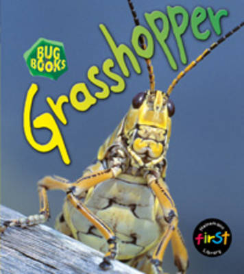 Grasshopper by Karen Hartley, Chris Macro, Philip Taylor