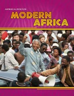 Modern Africa by Rob Bowden, Rosie Wilson