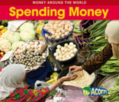 Spending Money by Rebecca Rissman