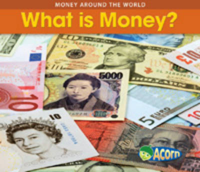 Money Around the World Pack A of 4 by Rebecca Rissman
