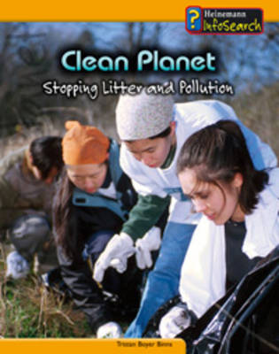 Clean Planet Stopping Litter and Pollution by Tristan Boyer Binns