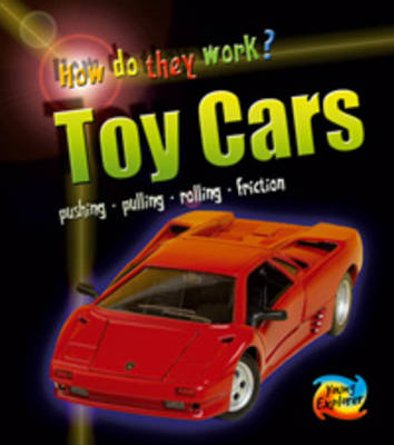 Toy Cars by Wendy Sadler