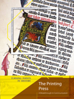 The Printing Press by Richard Tames