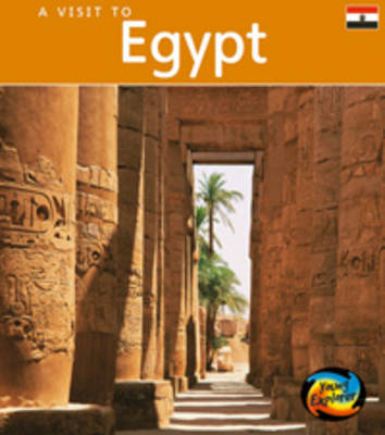 Egypt by Peter Roop, Connie Roop, Rob Alcraft, Rachael Bell
