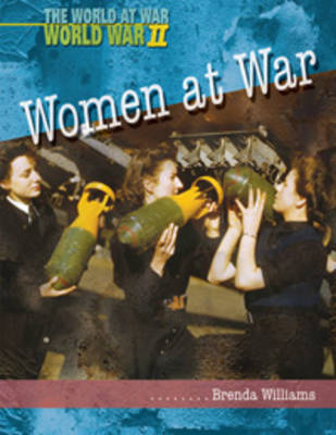 Women at War by Brenda Williams