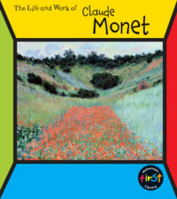 Claude Monet by Sean Connolly