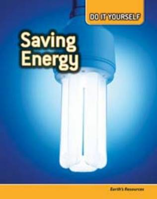 Saving Energy Earth's Resources by Anna Claybourne, Carol Ballard, Buffy Silverman, Rachel Lynette