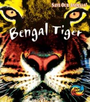 Save the Bengal Tiger by Louise Spilsbury, Richard Spilsbury