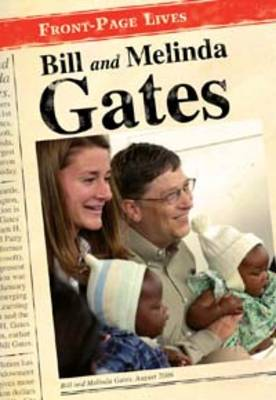 Bill and Melinda Gates by Sally Isaacs